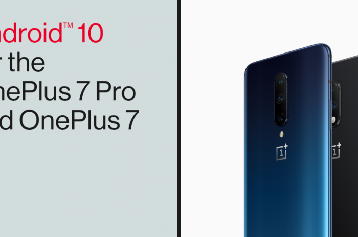 Android 10 für OnePlus
