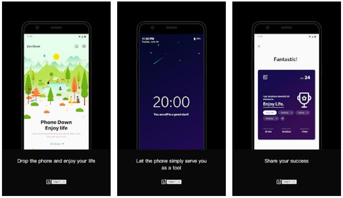 OnePlus Zen Mode